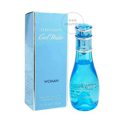 Davidoff Cool Water for Women Eau de Toilette 40ml